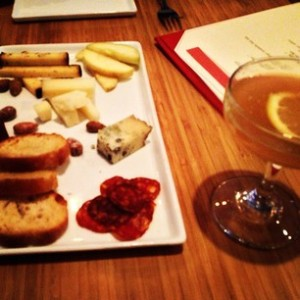 Prairie Punch: perfect with cheese and savory snacks