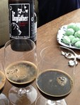 "Butter-Mint ""Meltaway"" cookies are great with a chocolate stout.  Thanks for the photo, Hoss!"