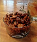 Bourbon Caramel Spiced Bar Nuts