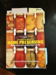 My Canning Bible.