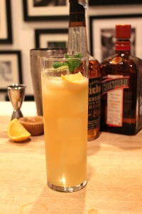 Tullahoma Tennessee Whiskey Sour