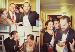Many Old-Fashioned's later.... [photos by Tristan Shepherd]