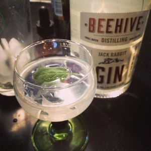 High Desert Sage Martini