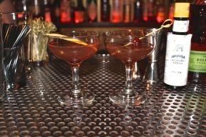 Manhattans at Bar X