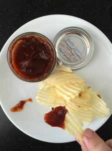 Charred 3 Pepper Ketchup