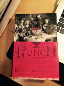 PUNCH! By David Wondrich. Put it on your booze geek reading list today!